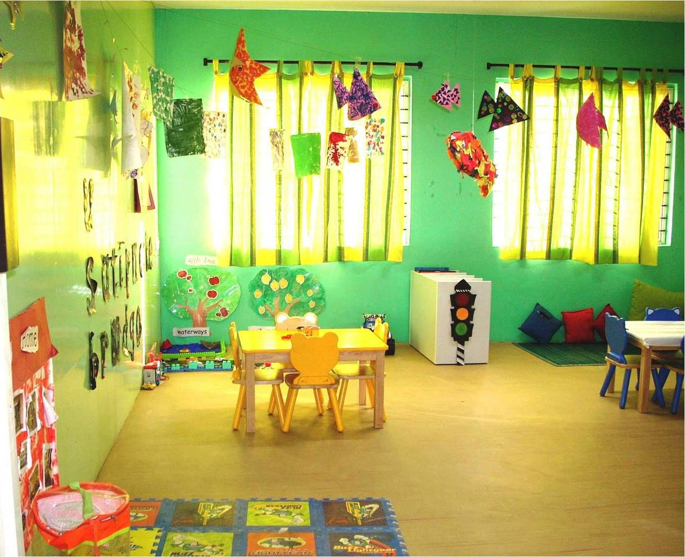 Classroom Ideas For Preschoolers ~ Setting up a preschool classroom allaboutpreschool